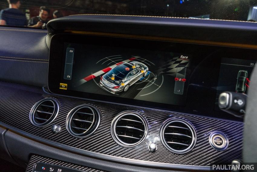 Mercedes-AMG E 63 S 4Matic+ kini di Malaysia – 4.0 liter V8 Twin Turbo, 612 hp/850 Nm, RM998,888 Image #715805