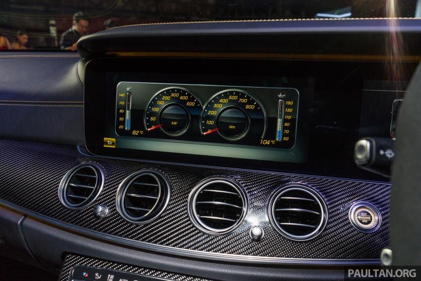 Mercedes-AMG E 63 S 4Matic+ kini di Malaysia – 4.0 liter V8 Twin Turbo, 612 hp/850 Nm, RM998,888 Image #715806