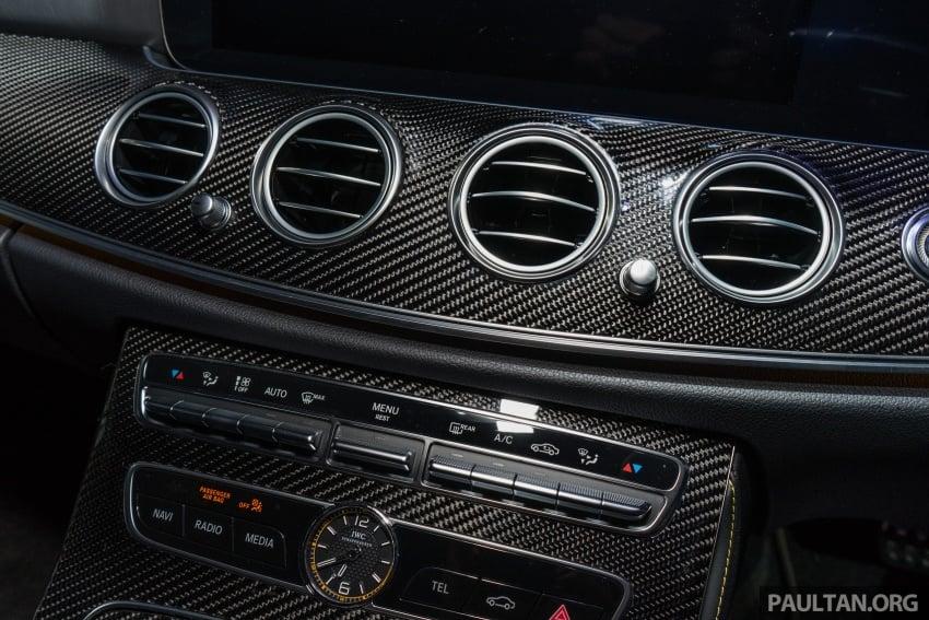 Mercedes-AMG E 63 S 4Matic+ kini di Malaysia – 4.0 liter V8 Twin Turbo, 612 hp/850 Nm, RM998,888 Image #715807