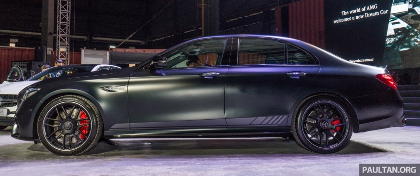 Mercedes-AMG E 63 S 4Matic+ kini di Malaysia – 4.0 liter V8 Twin Turbo, 612 hp/850 Nm, RM998,888 Image #715732