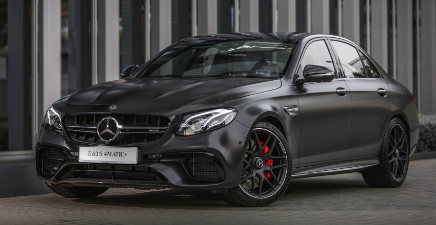 W213 Mercedes-AMG E63S 4Matic+ launched in Malaysia, from RM999k – Edition 1, RM1.09 million Image #715518