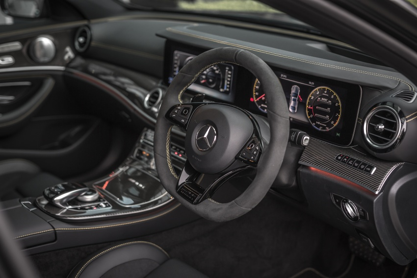W213 Mercedes-AMG E63S 4Matic+ launched in Malaysia, from RM999k – Edition 1, RM1.09 million Image #715528