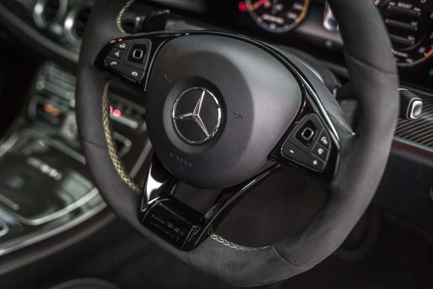 W213 Mercedes-AMG E63S 4Matic+ launched in Malaysia, from RM999k – Edition 1, RM1.09 million Image #715529