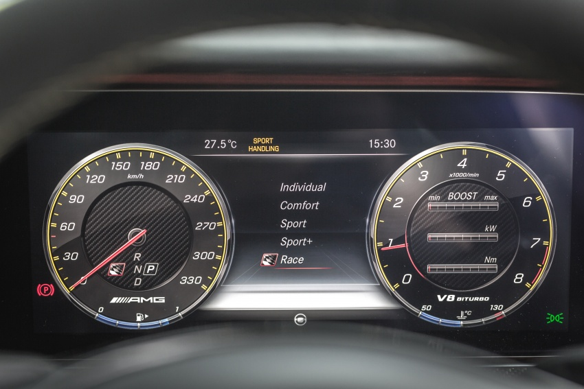 W213 Mercedes-AMG E63S 4Matic+ launched in Malaysia, from RM999k – Edition 1, RM1.09 million Image #715533