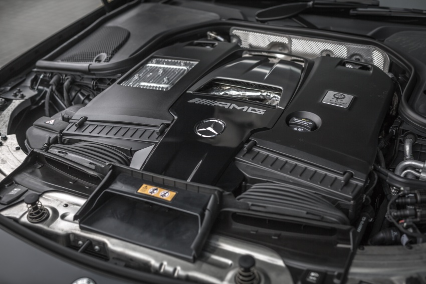 W213 Mercedes-AMG E63S 4Matic+ launched in Malaysia, from RM999k – Edition 1, RM1.09 million Image #715536