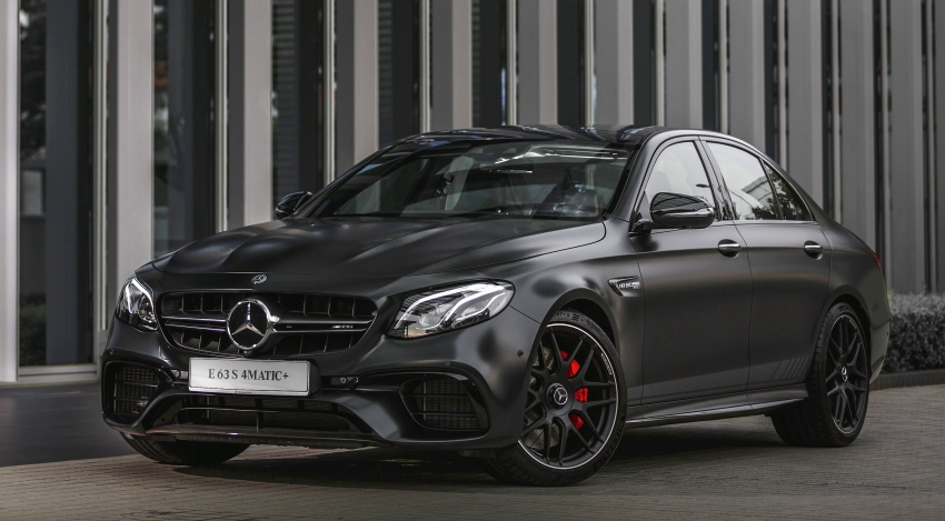 W213 Mercedes-AMG E63S 4Matic+ launched in Malaysia, from RM999k – Edition 1, RM1.09 million Image #715519