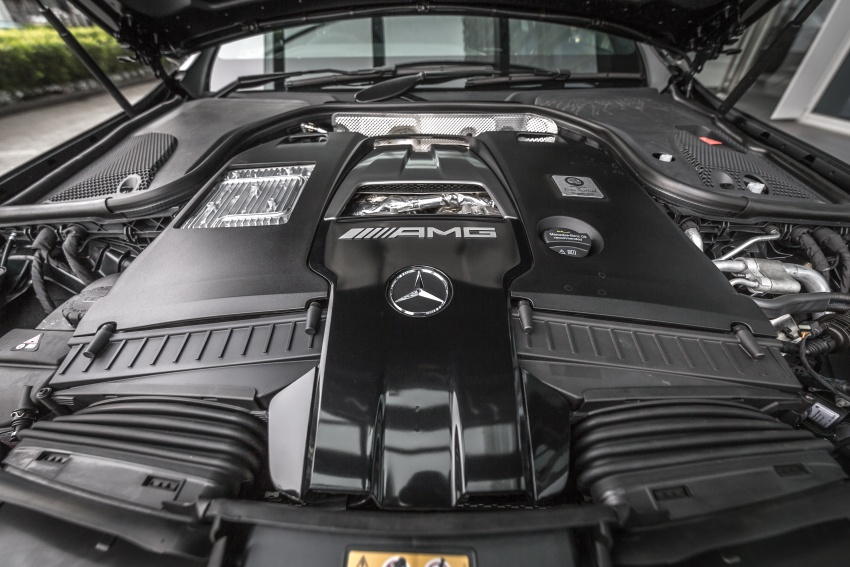 W213 Mercedes-AMG E63S 4Matic+ launched in Malaysia, from RM999k – Edition 1, RM1.09 million Image #715538