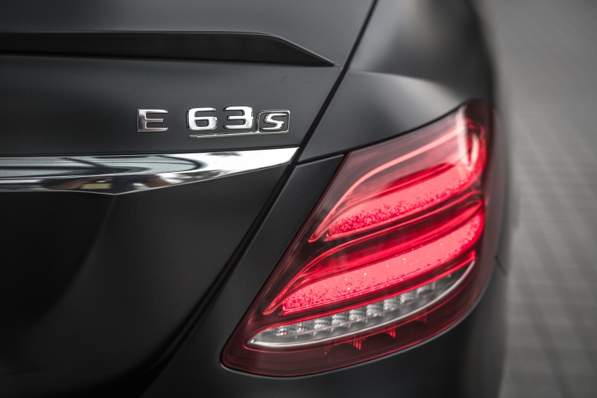 W213 Mercedes-AMG E63S 4Matic+ launched in Malaysia, from RM999k – Edition 1, RM1.09 million Image #715542