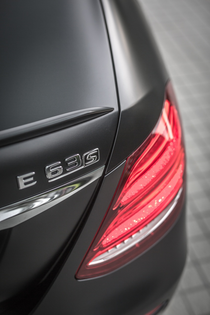 W213 Mercedes-AMG E63S 4Matic+ launched in Malaysia, from RM999k – Edition 1, RM1.09 million Image #715543