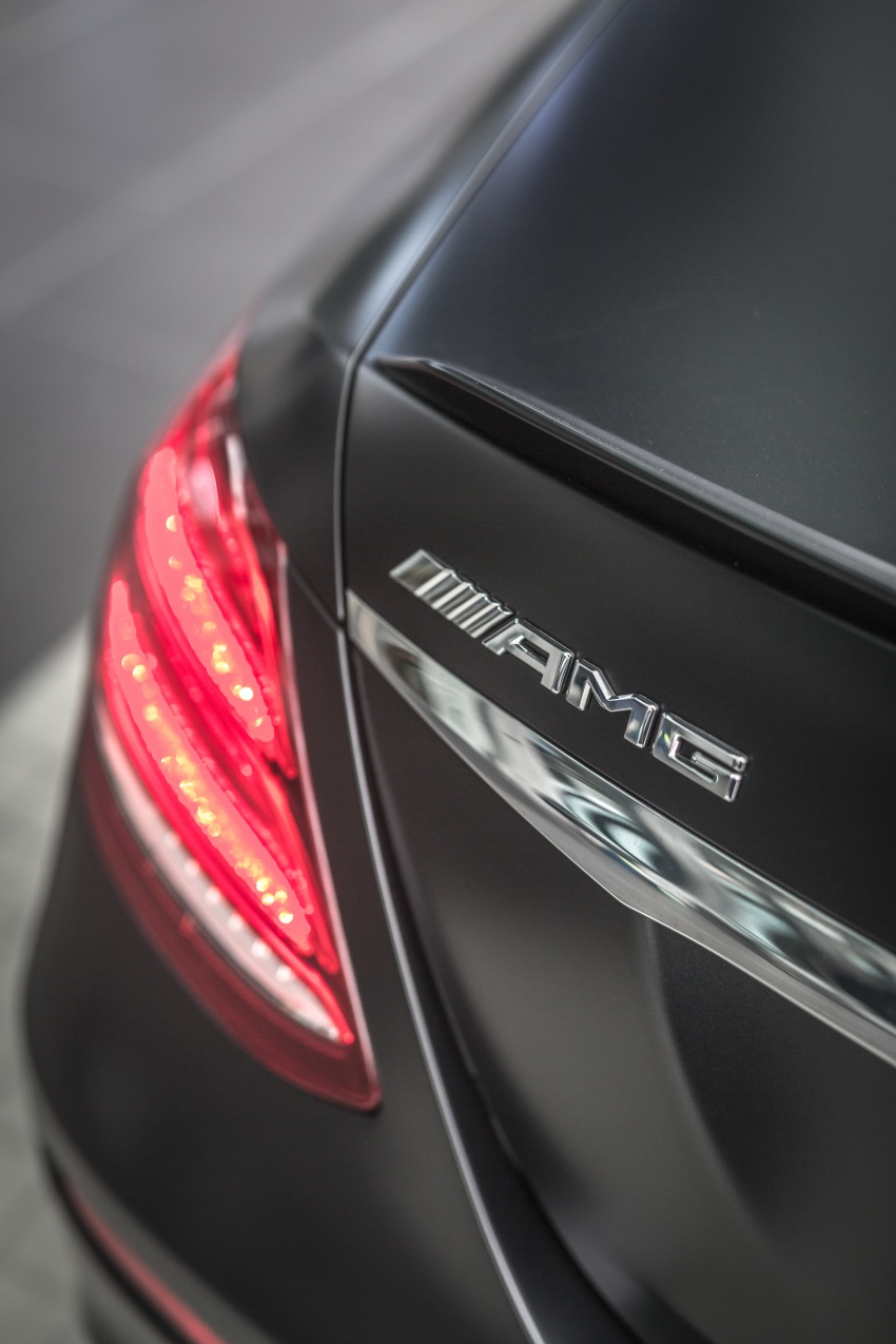 W213 Mercedes-AMG E63S 4Matic+ launched in Malaysia, from RM999k – Edition 1, RM1.09 million Image #715544