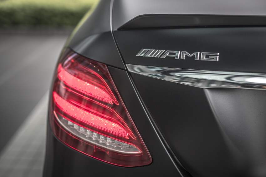 W213 Mercedes-AMG E63S 4Matic+ launched in Malaysia, from RM999k – Edition 1, RM1.09 million Image #715545
