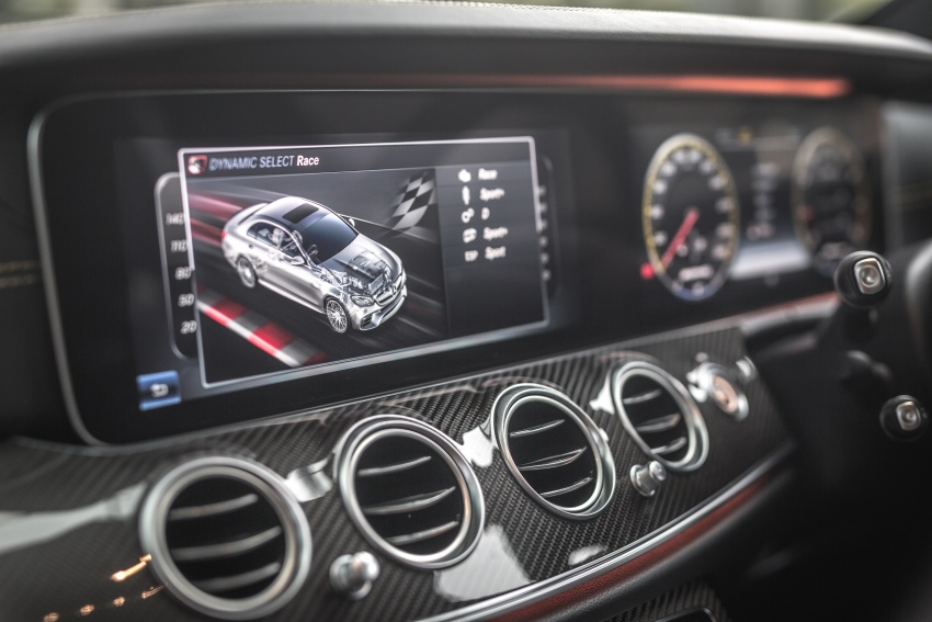 W213 Mercedes-AMG E63S 4Matic+ launched in Malaysia, from RM999k – Edition 1, RM1.09 million Image #715551