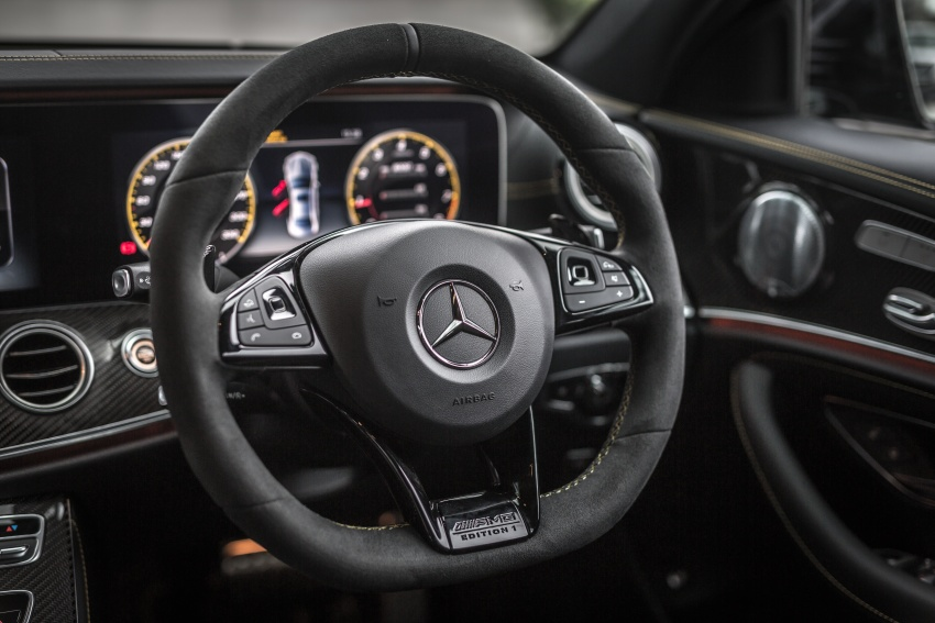 W213 Mercedes-AMG E63S 4Matic+ launched in Malaysia, from RM999k – Edition 1, RM1.09 million Image #715553