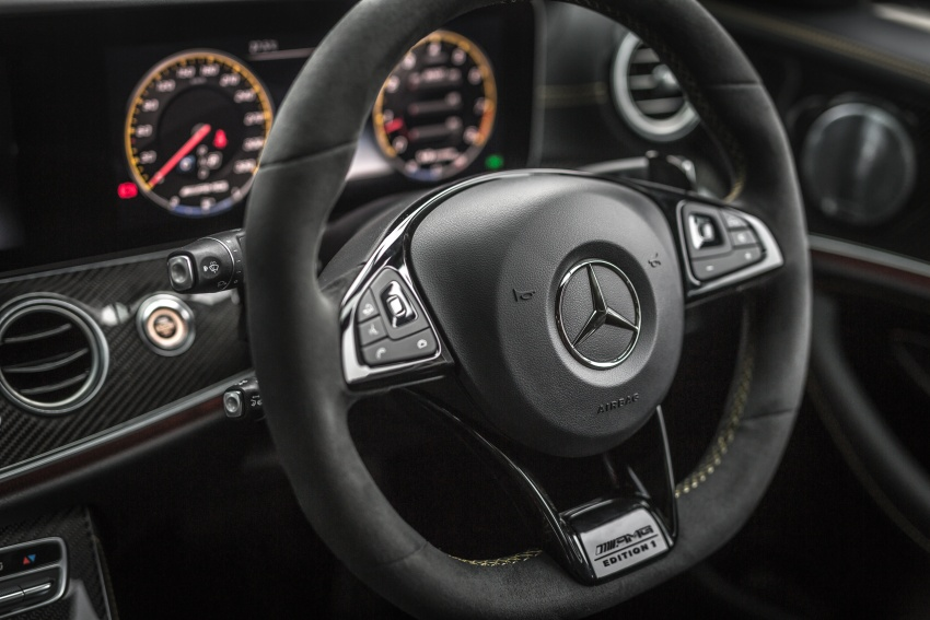 W213 Mercedes-AMG E63S 4Matic+ launched in Malaysia, from RM999k – Edition 1, RM1.09 million Image #715503