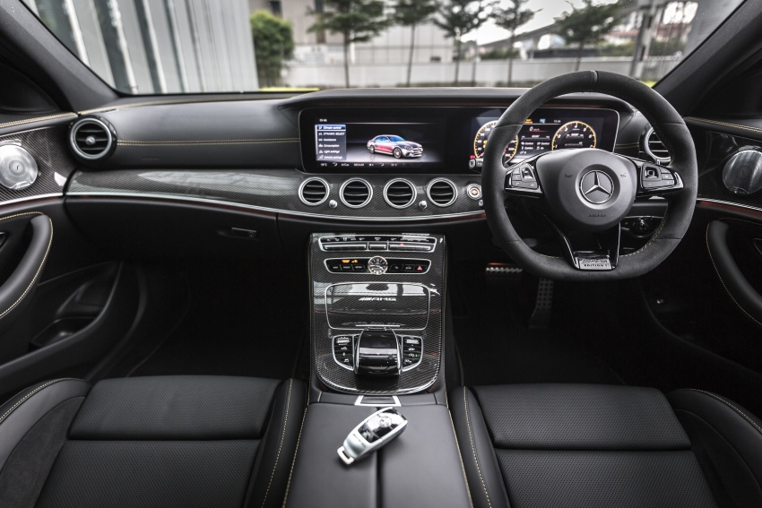 W213 Mercedes-AMG E63S 4Matic+ launched in Malaysia, from RM999k – Edition 1, RM1.09 million Image #715507