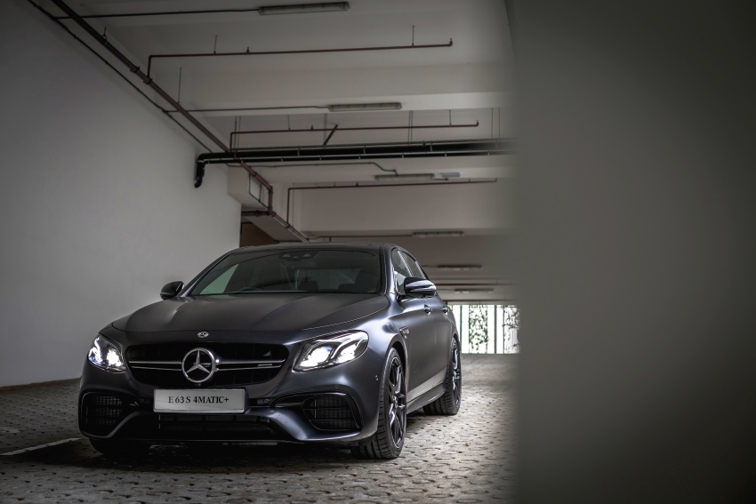 W213 Mercedes-AMG E63S 4Matic+ launched in Malaysia, from RM999k – Edition 1, RM1.09 million Image #715517