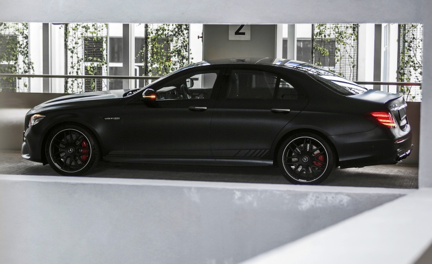 W213 Mercedes-AMG E63S 4Matic+ launched in Malaysia, from RM999k – Edition 1, RM1.09 million Image #715513