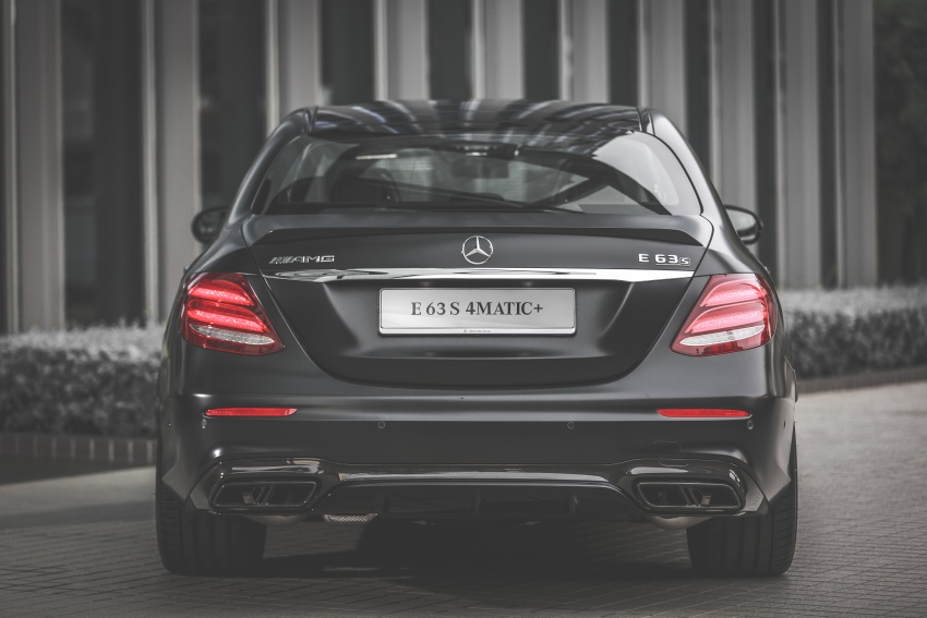 W213 Mercedes-AMG E63S 4Matic+ launched in Malaysia, from RM999k – Edition 1, RM1.09 million Image #715524