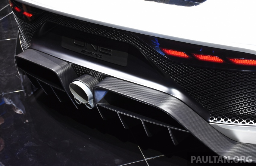 Mercedes-AMG Project One hypercar finally unveiled – sub-6 seconds 0-200 km/h, top speed over 350 km/h Image #708563