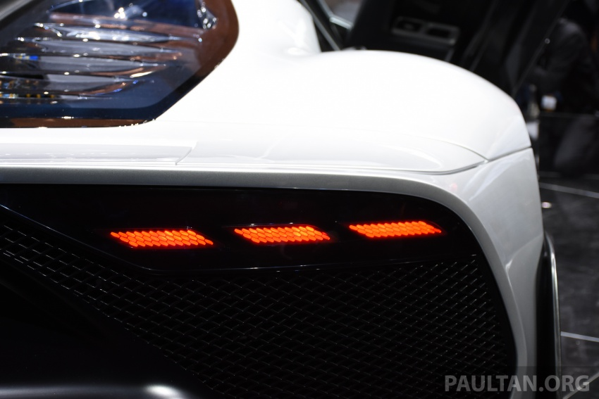 Mercedes-AMG Project One hypercar finally unveiled – sub-6 seconds 0-200 km/h, top speed over 350 km/h Image #708566