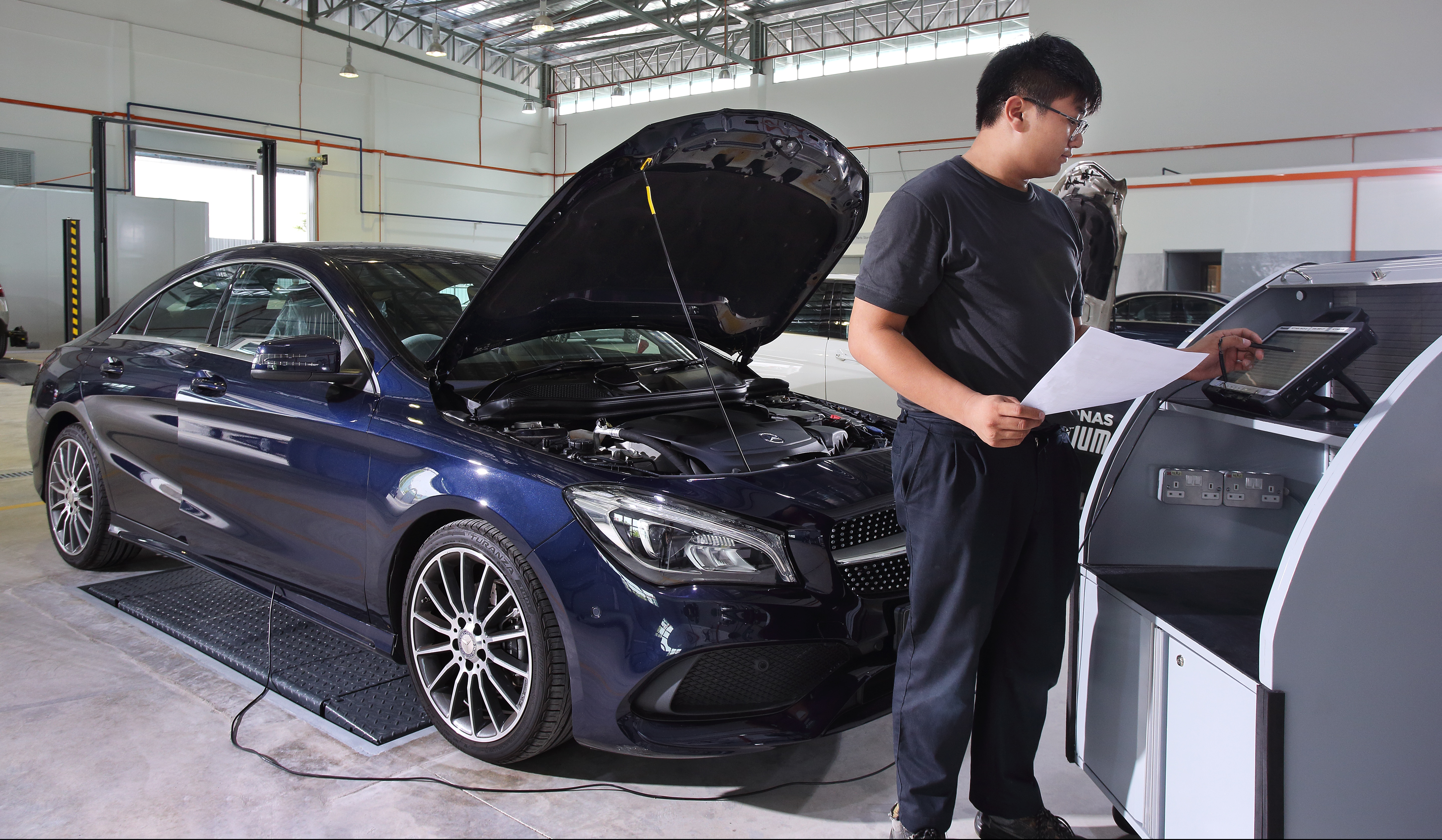 Mercedes benz malaysia introduces flood relief programme for Mercedes benz discount parts
