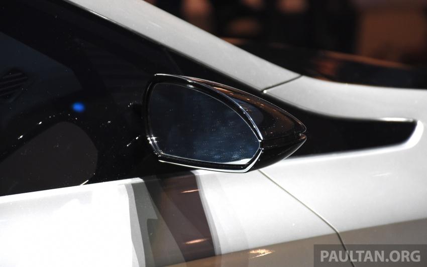 Mercedes-Benz Concept EQ A revealed in Frankfurt Image #709732