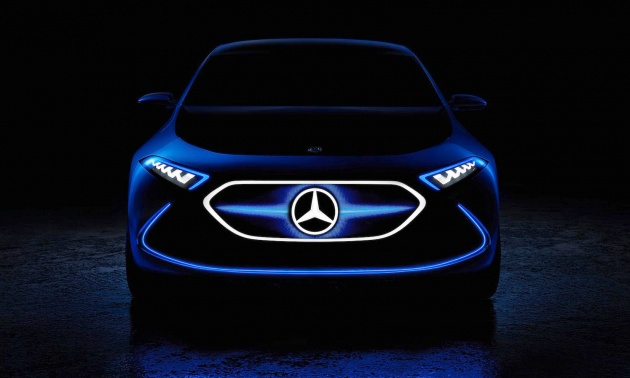 It S All About Eq For Mercedes Benz At The Upcoming Frankfurt Motor Show We Already Know That Premium Brand Will Be Unveiling First