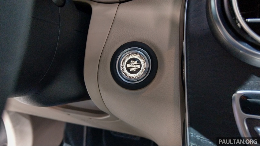W205 Mercedes-Benz C-Class facelift interior previewed by GLC F-Cell? Here's what to expect Image #710517