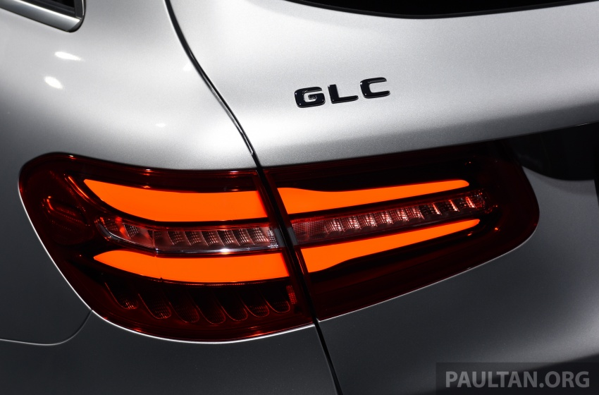 Mercedes-Benz GLC F-Cell revealed in pre-production form at Frankfurt show – two electric energy sources Image #710449
