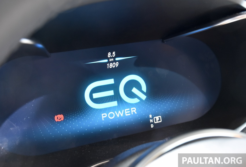 Mercedes-Benz GLC F-Cell revealed in pre-production form at Frankfurt show – two electric energy sources Image #710456