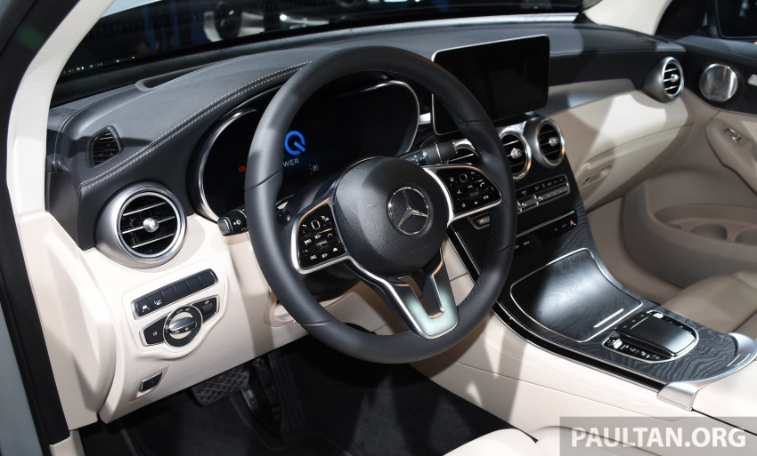 Mercedes-Benz GLC F-Cell revealed in pre-production form at Frankfurt show – two electric energy sources Image #710460