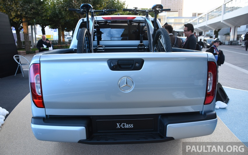 GALLERY: Mercedes-Benz X-Class X220d and X250d Image #714132