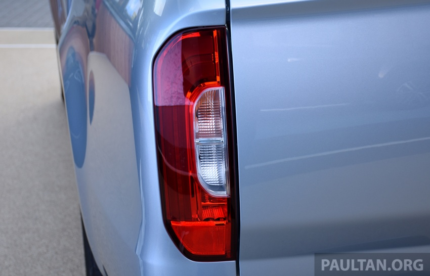 GALLERY: Mercedes-Benz X-Class X220d and X250d Image #714141