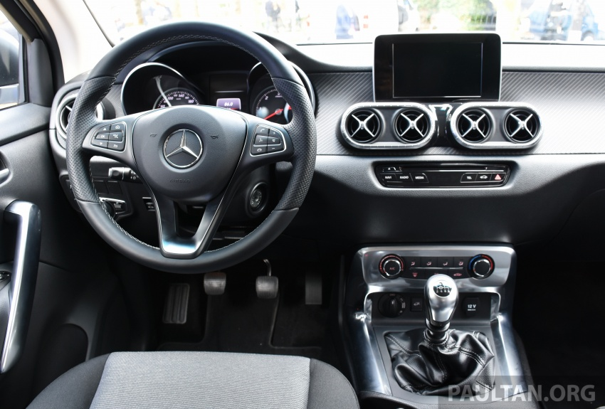 GALLERY: Mercedes-Benz X-Class X220d and X250d Image #714148