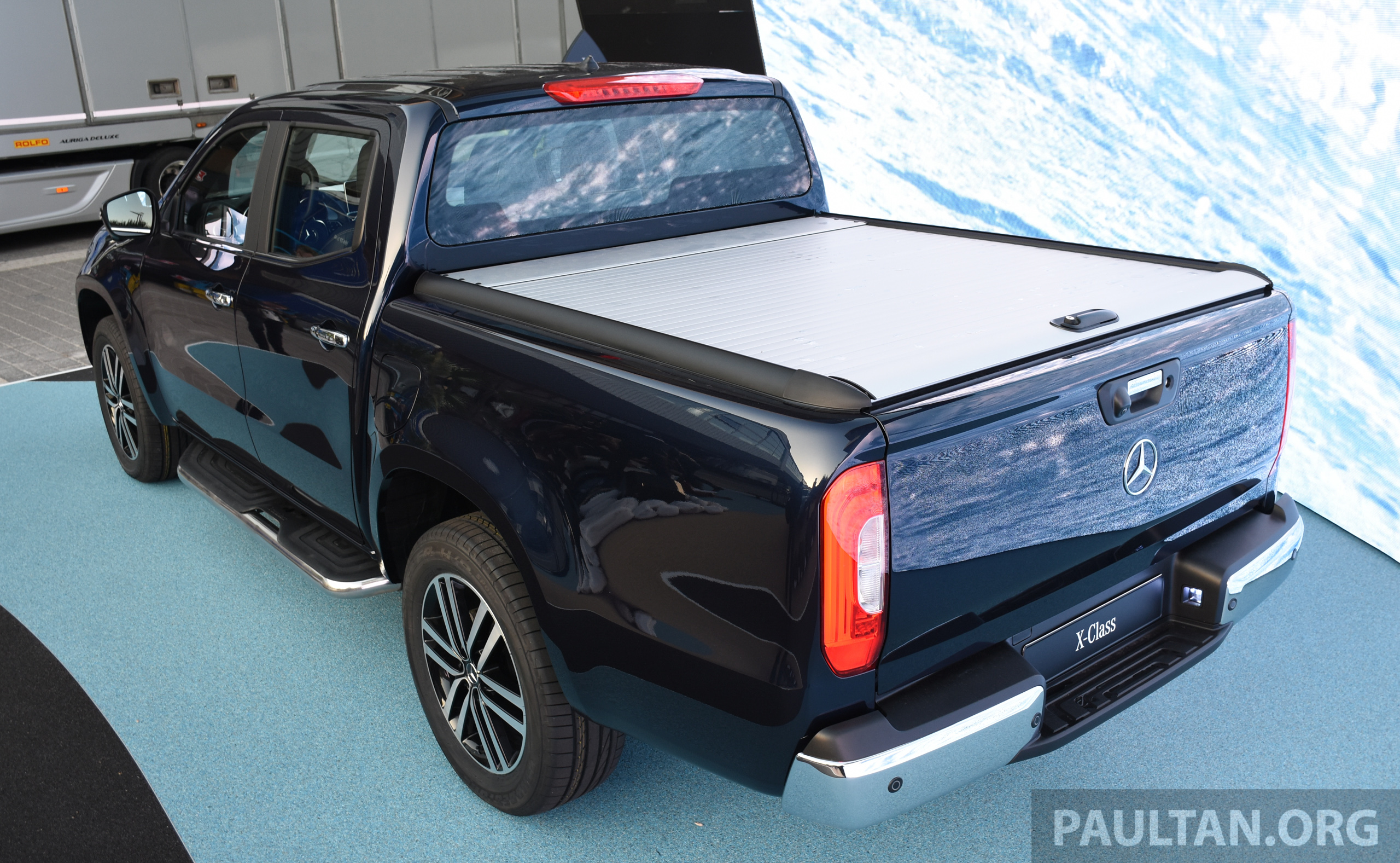 Gallery Mercedes Benz X Class X220d And X250d Image 714153
