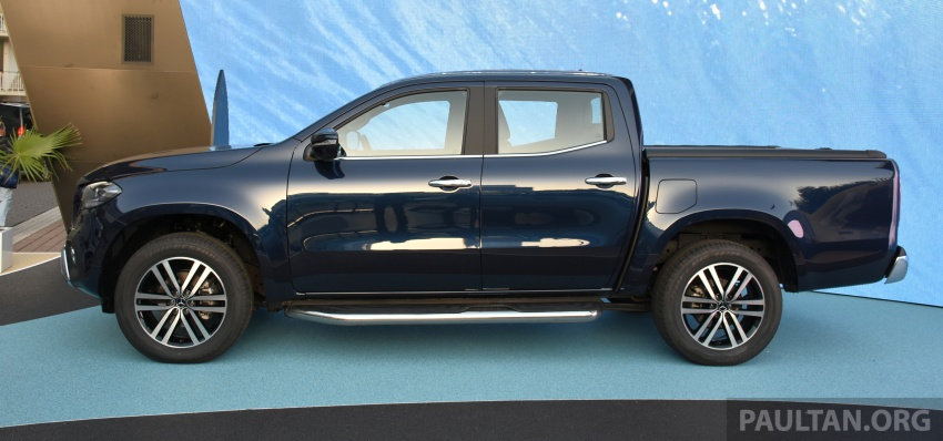 GALLERY: Mercedes-Benz X-Class X220d and X250d Image #714154