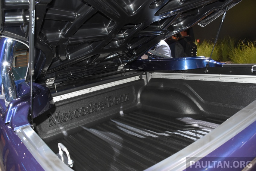 GALLERY: Mercedes-Benz X-Class X220d and X250d Image #714157