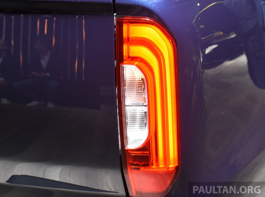 GALLERY: Mercedes-Benz X-Class X220d and X250d Image #714158