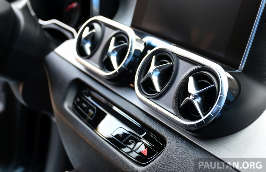 GALLERY: Mercedes-Benz X-Class X220d and X250d Image #714114