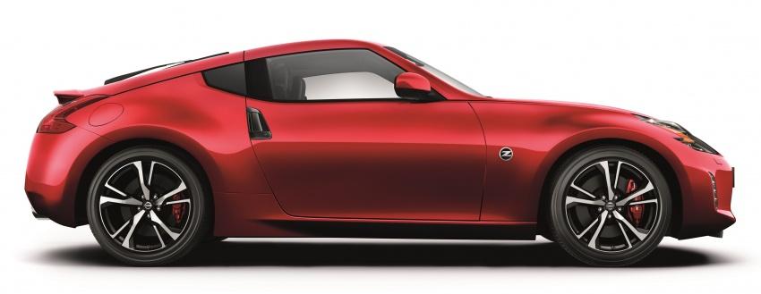 Nissan 370Z 2018 dipertingkat dengan klac Exedy Image #706021