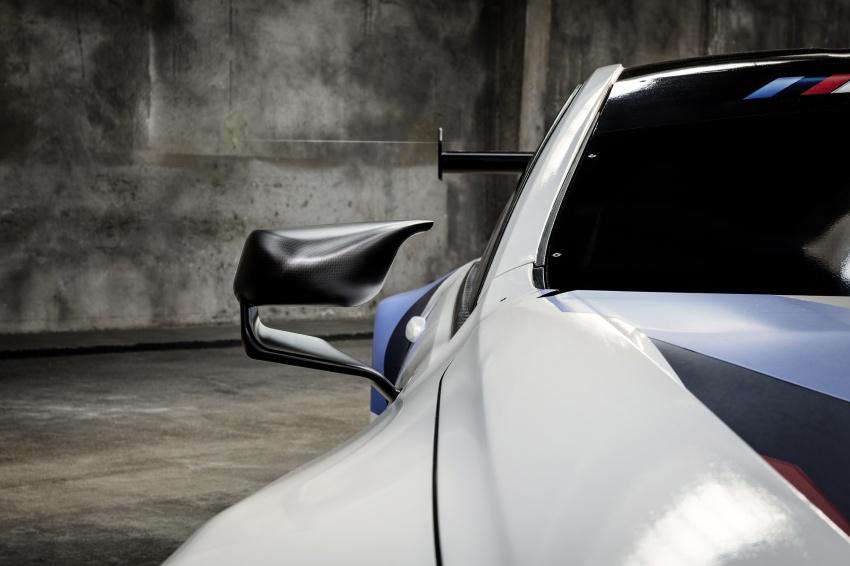 BMW M8 GTE race car previews production model Image #710193
