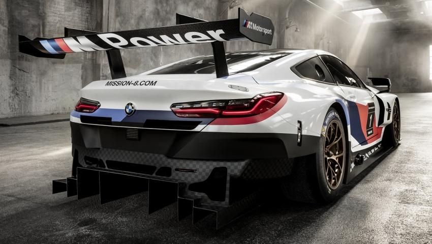 BMW M8 GTE race car previews production model Image #710194