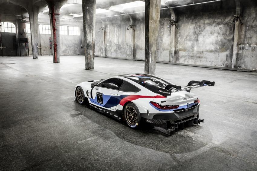 BMW M8 GTE race car previews production model Image #710196