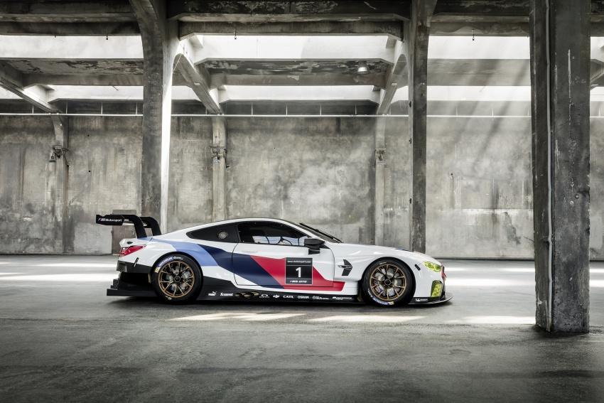BMW M8 GTE race car previews production model Image #710198