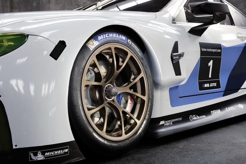BMW M8 GTE race car previews production model Image #710200