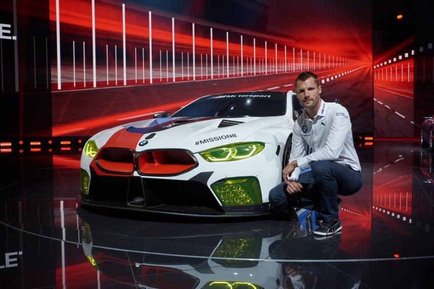 BMW M8 GTE race car previews production model Image #710205