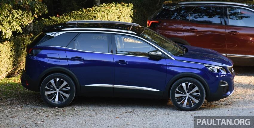 DRIVEN: Peugeot 3008 in Italy – plenty of savoir-faire Image #708662