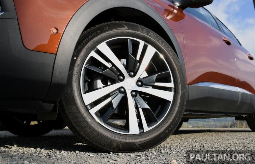 DRIVEN: Peugeot 3008 in Italy – plenty of savoir-faire Image #708666
