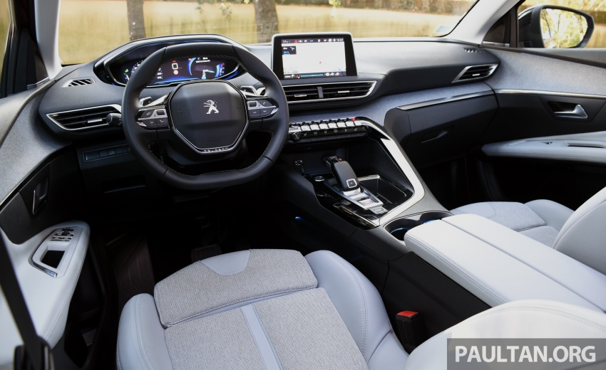 DRIVEN: Peugeot 3008 in Italy – plenty of savoir-faire Image #708668