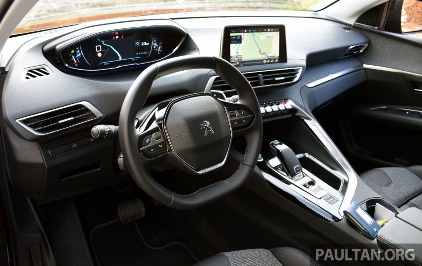 DRIVEN: Peugeot 3008 in Italy – plenty of savoir-faire Image #708678
